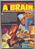 img - for Footprints On A Brain: The Inspector Allhoff Stories book / textbook / text book