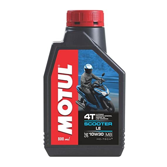 Motul Scooter LE 10W30 Engine Oil (800 ml)
