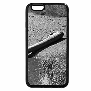 iPhone 6S Plus Case, iPhone 6 Plus Case (Black & White) - audry's pond