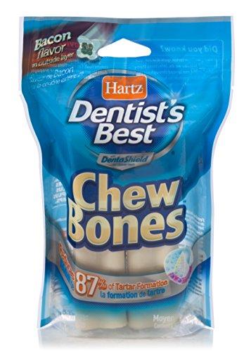 Hartz Dentist's Best Dental Dog Treat Chews (Hartz Chicken Chews)