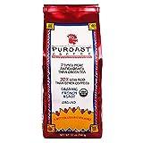 Puroast Coffee Organic Low Acid French Roast Drip Grind Coffee, 340gm