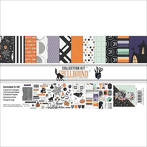 """Fancy Pants Designs Collection Kit 12""""x12""""-spellbound"""