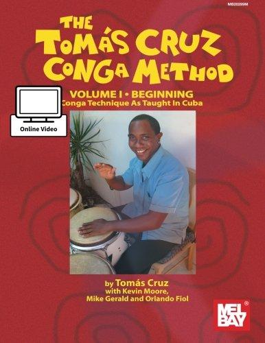 Tomas Cruz Conga Method Volume 1