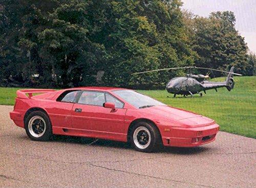 1993 Lotus Esprit Turbo Sales Brochure
