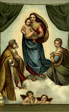 Original Sixtinische Madonna