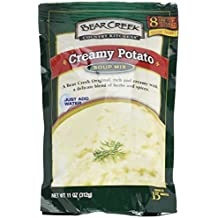 Bear Creek Country Kitchen Creamy Potato Soup Mix (Pack of 3)