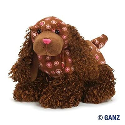 Webkinz Spotted Spaniel with Trading Cards: Toys & Games