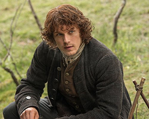 Hot Hunk - Sam Heughan / Outlander Glossy Photo Picture Image #3