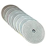 Best Wet Brush Nail Brushes - 5 Inch 50-6000 Grit Diamond Hitommy Polishing Pad Review
