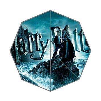 Harry Potter paraguas único plegable paraguas personalizados