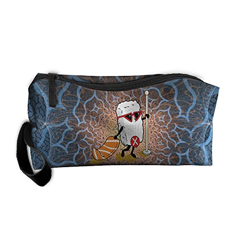 Women's Surf Art Surf AccessoriesPortable Buggy Bag Cosmetic Makup Bags Travel Cases ()