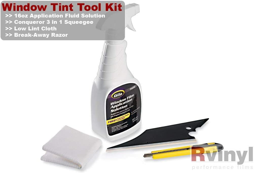 Rtint Window Tint Kit for Back Kit 5/%