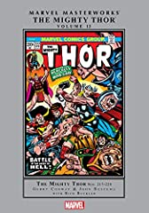 Collects Thor (1966) #217-228 and material from Marvel Treasury Edition #3.Prepare to behold one of the greatest sagas in the annals of Asgard when the Mighty Thor teams up with Hercules! It's page after page of boasts, battles and broken bon...