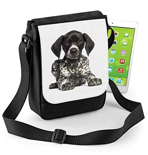 or Haired Compatible Tablet Bag Mini Digital Ipad Short German Reporter Pointer qgAx5xIw