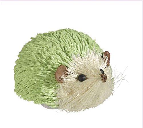 Grasslands Road Bunny Mini Hedgehog~ Pastel Mint Green