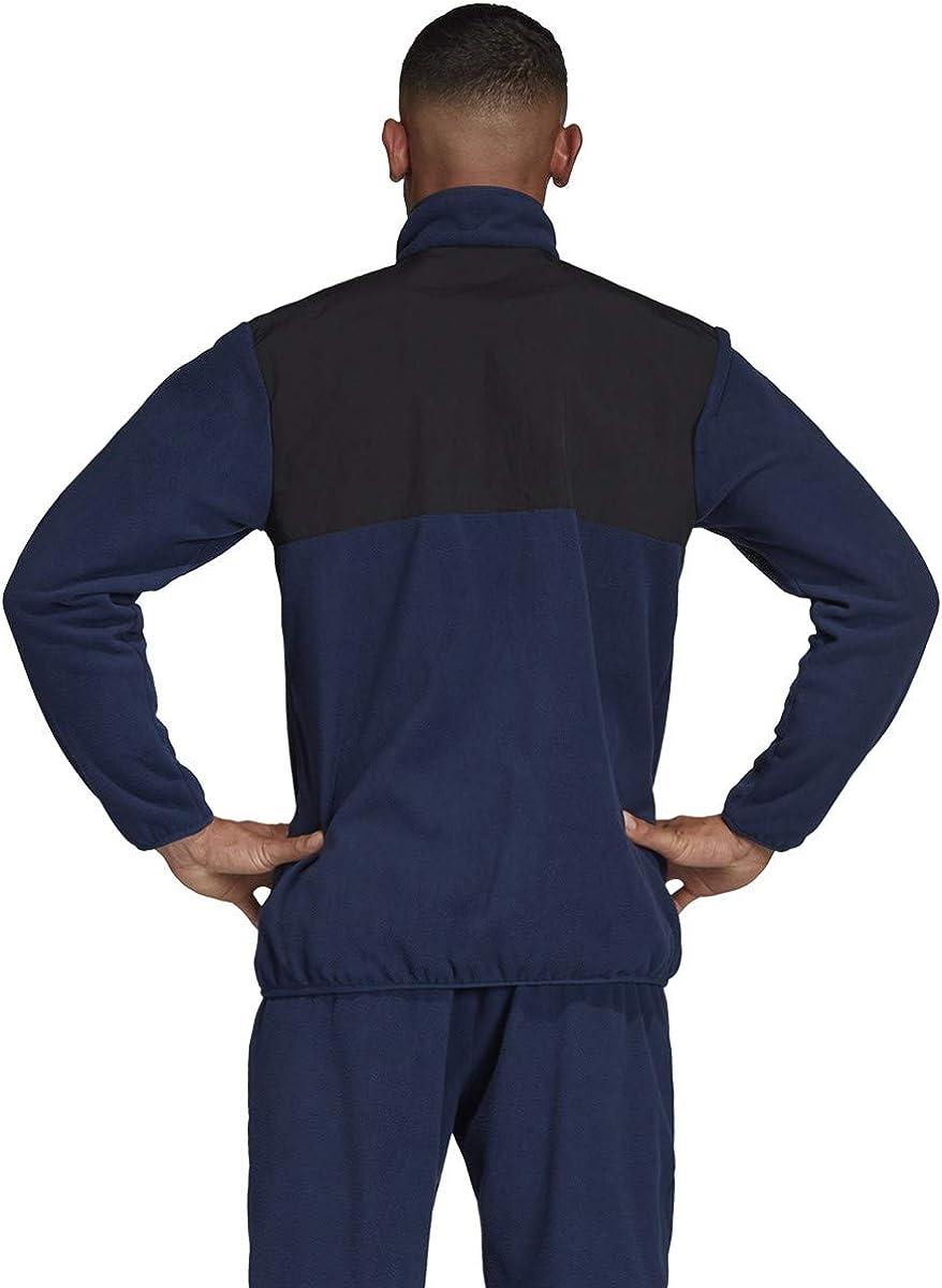adidas Mens Arsenal FC Seasonal Special Fleece Jacket