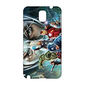 Evil-Store The Avengers 3D Phone Case for Samsung Galaxy Note3
