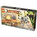 LEGO Ninjago Flying Jelly Sub 70610 Exclusive Building Kit