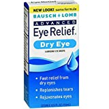 Best Bausch & Lomb Lubricants - Bausch & Lomb Advanced Eye Relief, Dry Eye Review