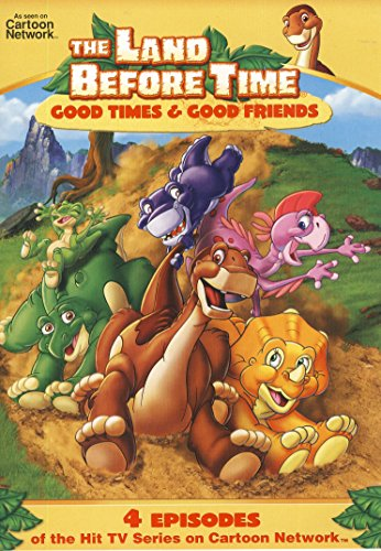 The Land Before Time: Good Times & Good Friends
