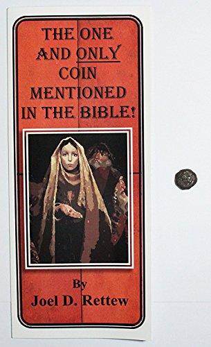 Widows Mite Bronze Coin - 135 IL -40 BC Ancient Widow's Mite Good or Better