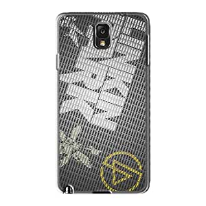 Samsung Galaxy Note3 Qeg171ySYz Customized High Resolution Linkin Park Band Pattern Excellent Hard Phone Covers -iphonecase88