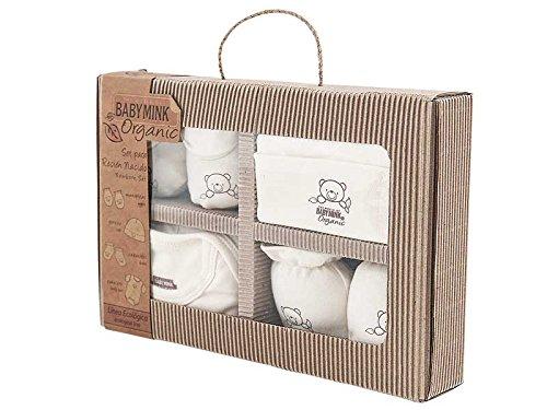 Amazon.com: Baby Mink 100% Organic Cotton Baby Clothing: Clothing