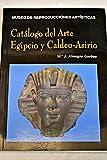img - for Cat logo del arte egipcio y caldeo-asirio book / textbook / text book