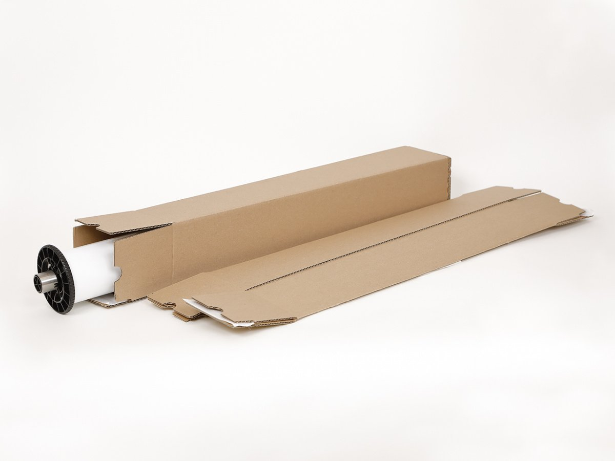 w/ählbar zwischen 10 1600 Versandrollen Papprolle 610x105x105mm Versand ohne Sperrgutzuschlag 200 Versandh/ülsen eckig DIN A1