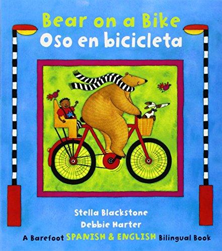 Bear on a Bike / Oso en bicicleta