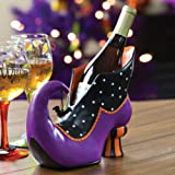 Witch Bootique Witch's Shoe Wine Bottle Holder