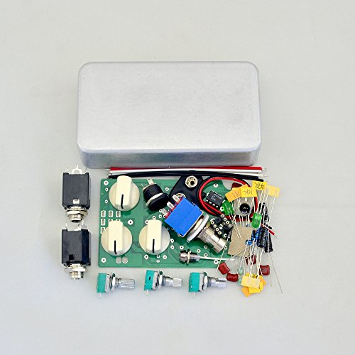 DIY Distortion Guitar Effect Pedal Kit- DS-N01 Guitar Effect Pedal with 1590B