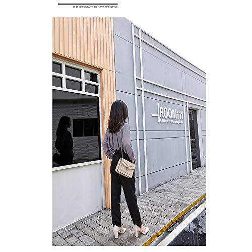 Femme À En Nouveau Pour Cuir tout Capacité Fourre Sauvage Vintage Sac Épaule Casual Grande Noir Messenger Bandoulière Audburn Shopper XIE10wdx0