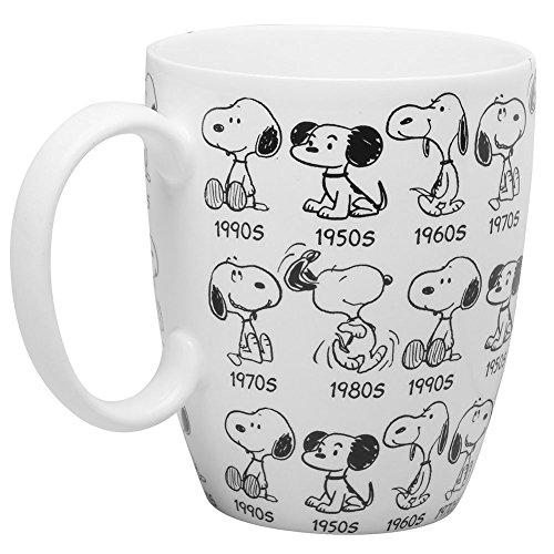Department 56 Peanuts Anniversary Snoopy Mug -