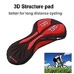 Pantaloncini-da-Ciclismo-iSi-3D-Gel-Imbottito-Pantaloni-da-Ciclismo-Bicicletta-Traspirabile-Mutande-bici-per-Donna