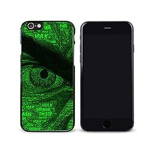 SuperHero Hulk image Custom iPhone 6 - 4.7 Inch Individualized Hard Case wangjiang maoyi
