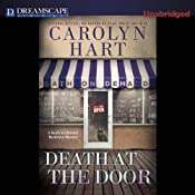 Death at the Door: A Death on Demand Mystery, Book 24 | Carolyn Hart