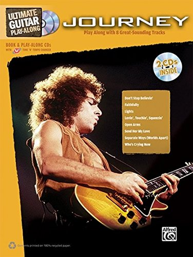 Ultimate Guitar Play-Along Journey: Authentic Guitar TAB, Book & 2 Enhanced CDs (Ultimate Play-Along)