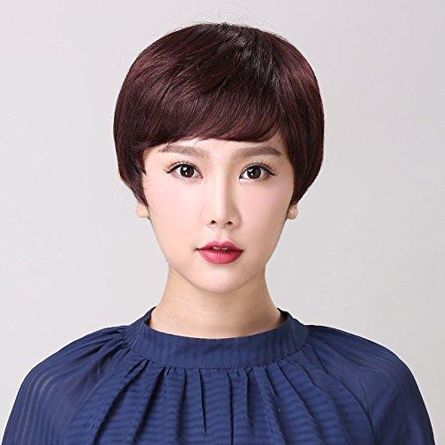 Hot girl real short hair accept