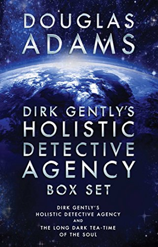 Dirk Gently's Holistic Detective Agency Box Set: Dirk Gently's Holistic Detective Agency and The Long Dark Tea-Time of the Soul by [Adams, Douglas]