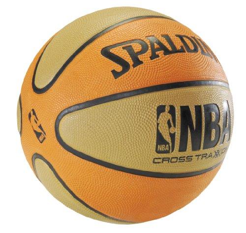 Spalding Traxxion Outdoor Rubber Basketball