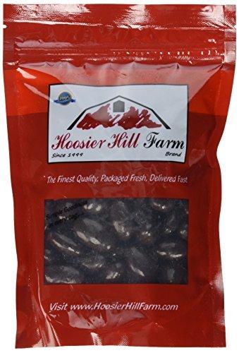 UPC 858639005190, Dark Chocolate Almonds, Hoosier Hill Farm, (1 lb bag)