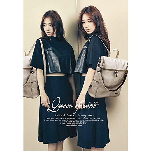 Mochila de piel suave para mujeres y niñas estilo Campus universitario coreano, a la moda. champán
