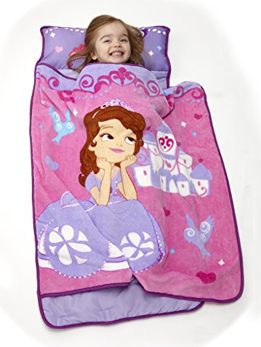 Disney Toddler Rolled Nap Mat, Princess Sofia by Disney