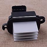 Blower Motor Heater Fan Resistor Module 4 Fin