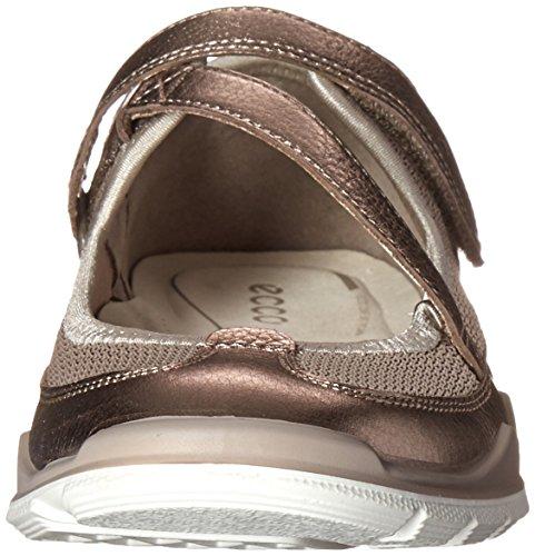 EccoECCO LYNX - Zapatillas Deportivas para Interior Mujer Warm Grey Metallic/Gravel