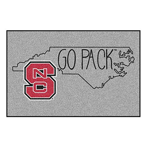 - North Carolina State University Southern Style Rug
