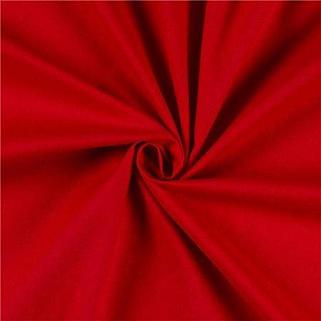 Solid Color Robert Kaufman Kona Cotton By the Half Yard Kona RED