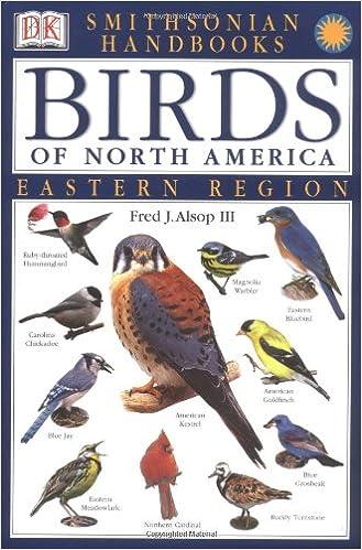 Smithsonian Handbooks Birds Of North America Eastern Region
