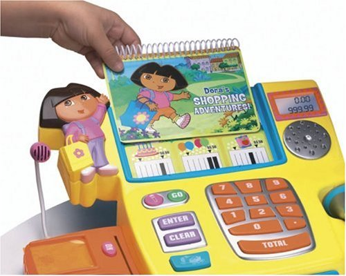 Fisher-Price Dora's Talking Cash Register